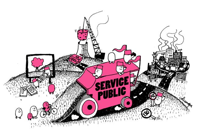 service public | colcanopa