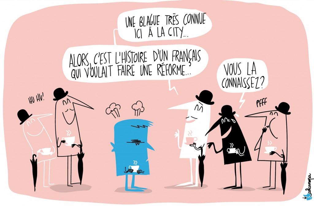 Humour anglais colcanopa for Blague de la chaise